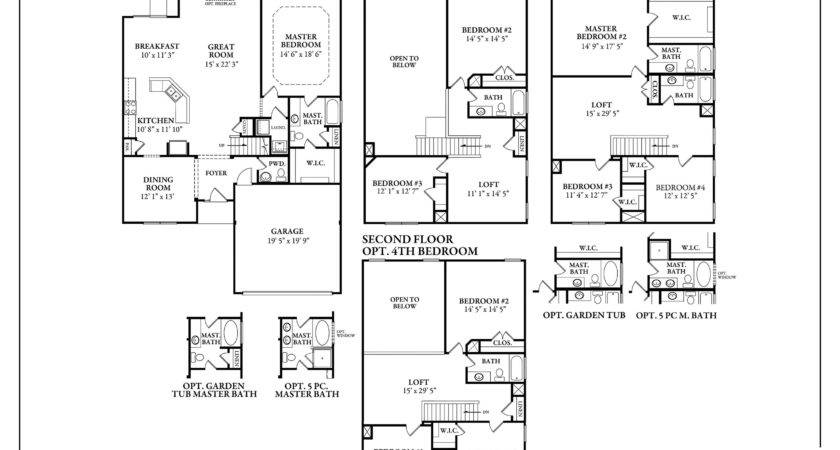 Raleigh Eastwood Homes