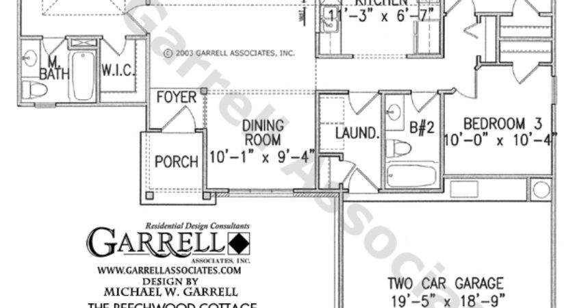 Ranch Style House Plans Two Master Suites Cottage