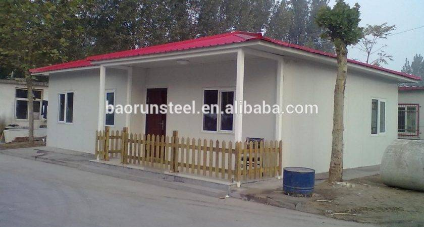 Ready Made House Sale Buy Light Steel Structure