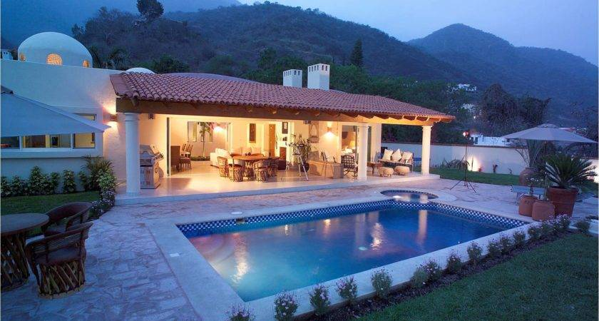 Real Estate Homes Sale Starting Focus Mexico
