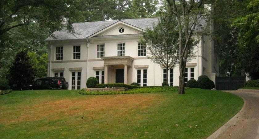 Recent Renovation Project Bill Baker Home Taken Down