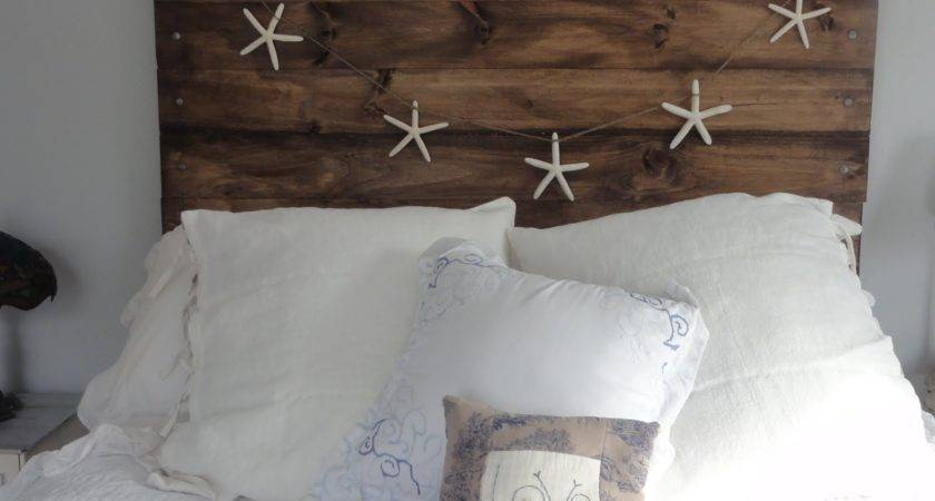 Reclaimed Wood Headboards Ideas