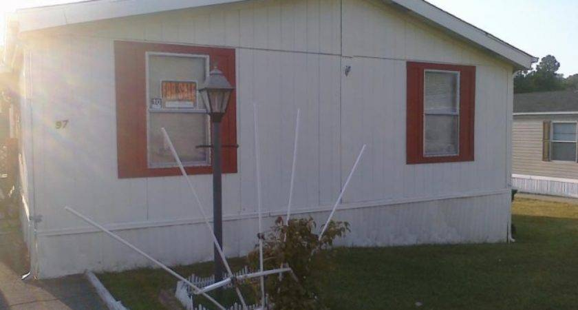 Reduced Double Wide Mobile Home Price Sale