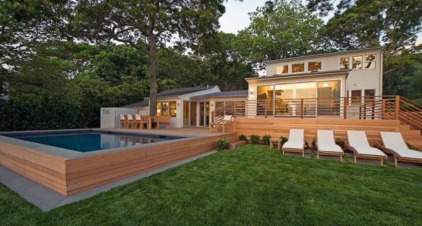 Redwood Modern Green Home