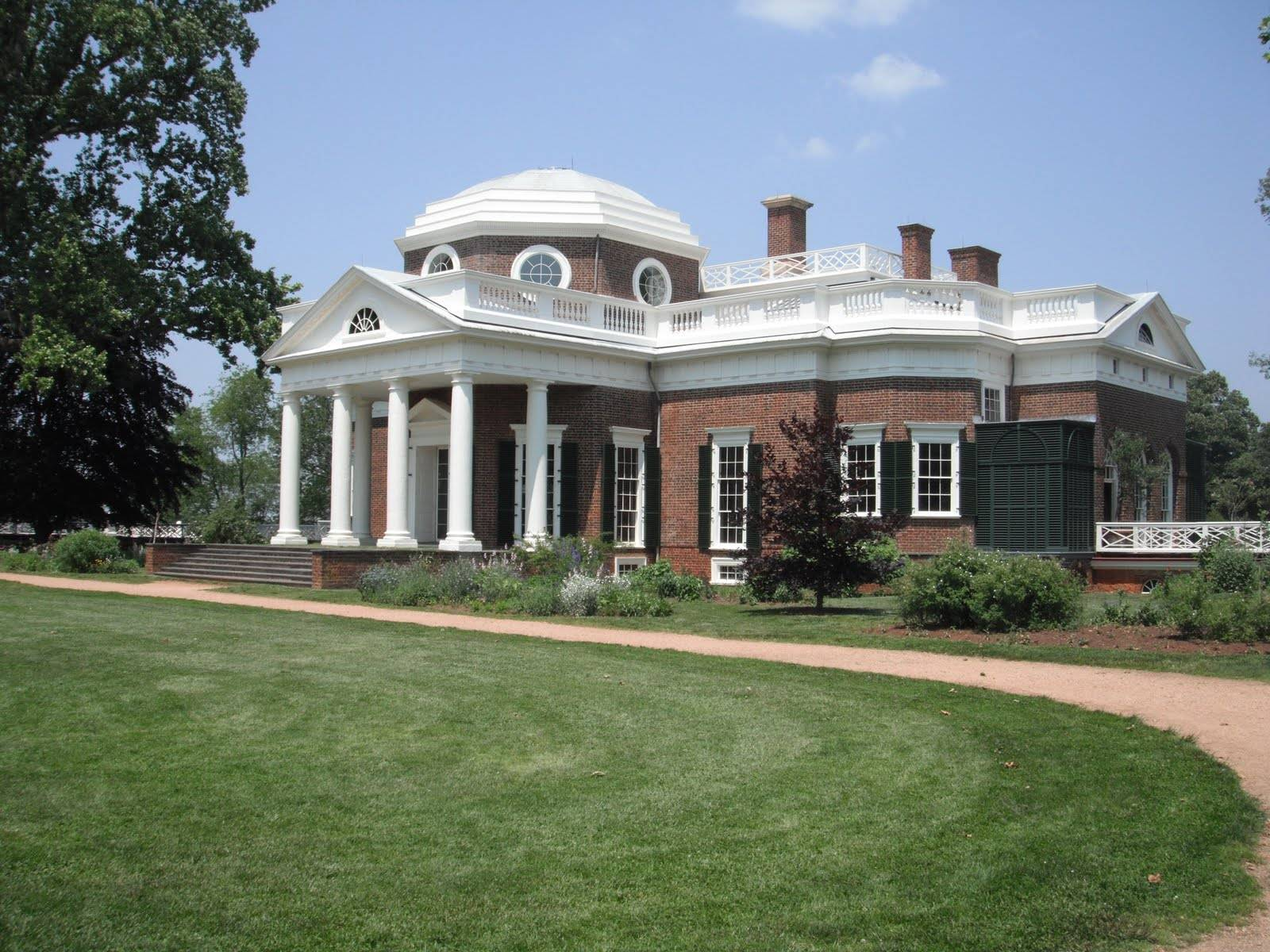 Remember Visiting Monticello Thomas Jefferson Home