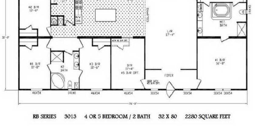 Remodeling Double Wide Mobile Home Floor Plans Square Feet