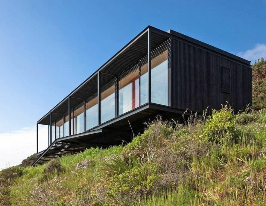 Remote House Sustainable Modular Home Can