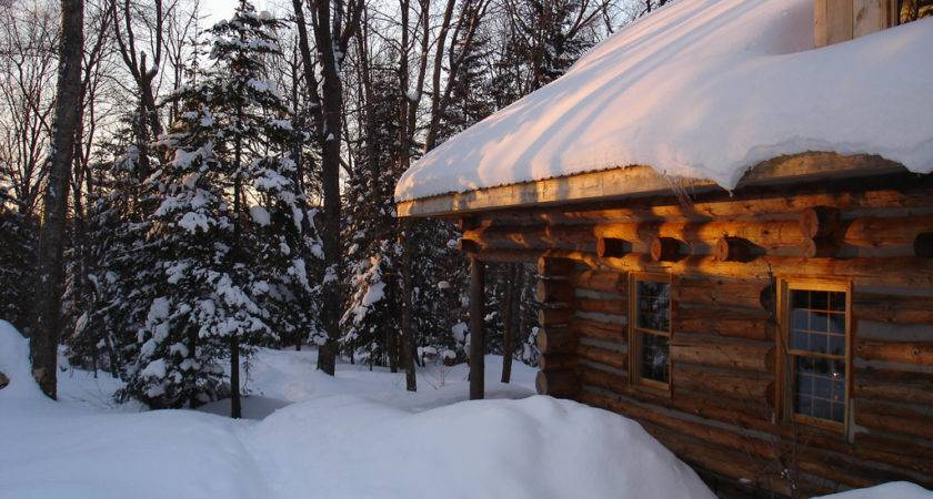 Remove Snow Your Roof Not Fun Times Guide Log Homes