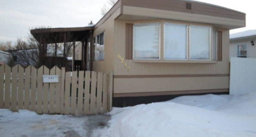 Renovated Mobile Home Red Deer Alberta Estates Canada