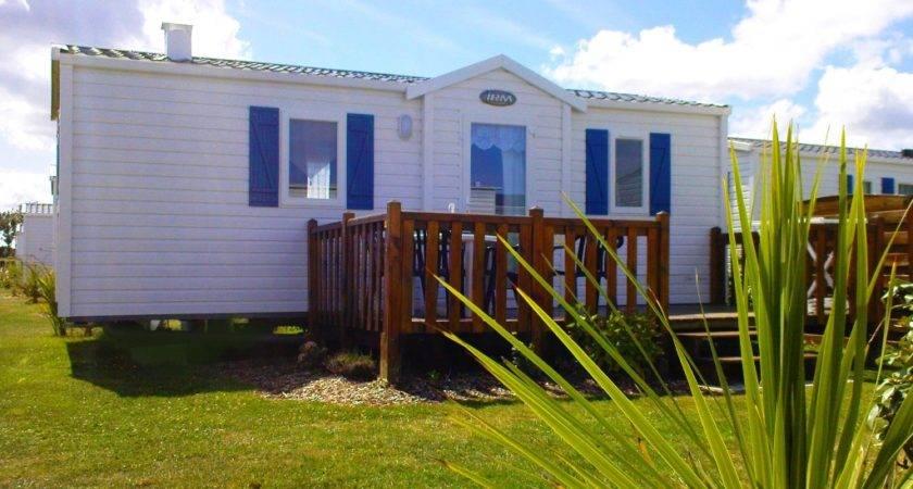 Rent Mobile Home Relaxe Cormoran Normandy Campsite