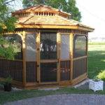 Repair Step Build Gazebo Octagon