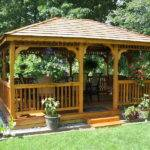 Repair Step Build Gazebo Plans Fence