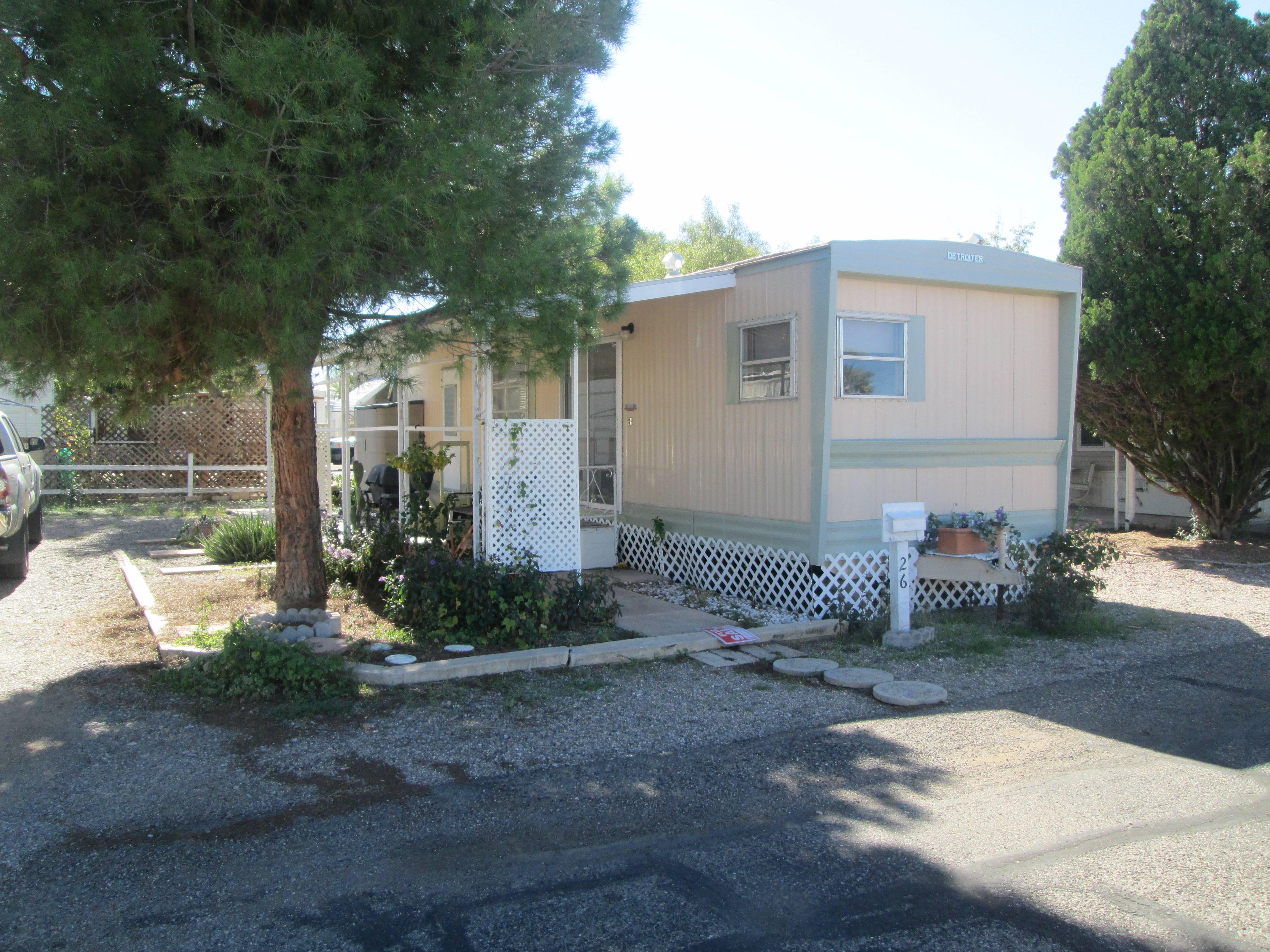Retirement Living Detroit Mobile Home Sale Tucson