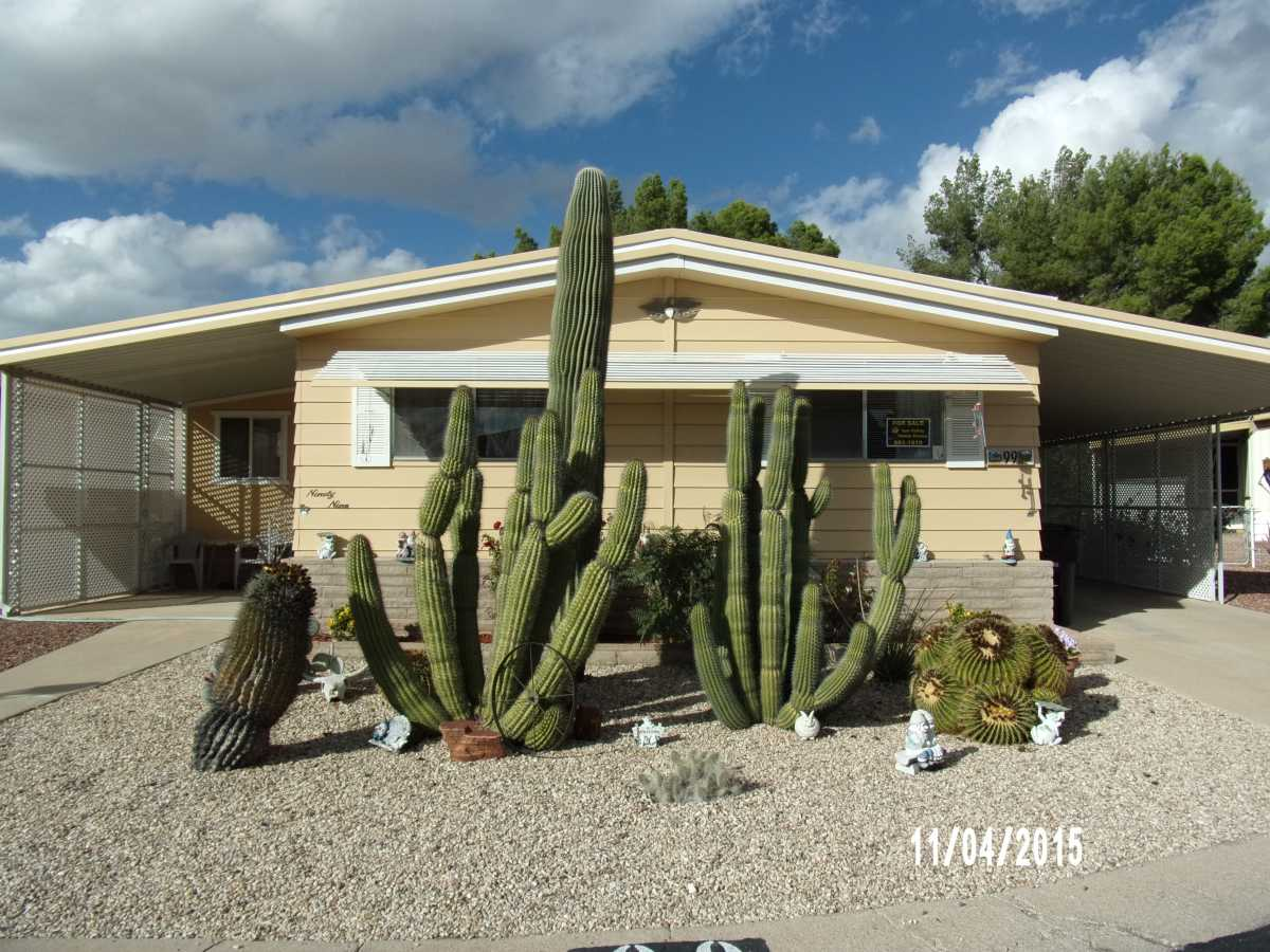 Retirement Living Hillcrest Mobile Home Sale Tucson