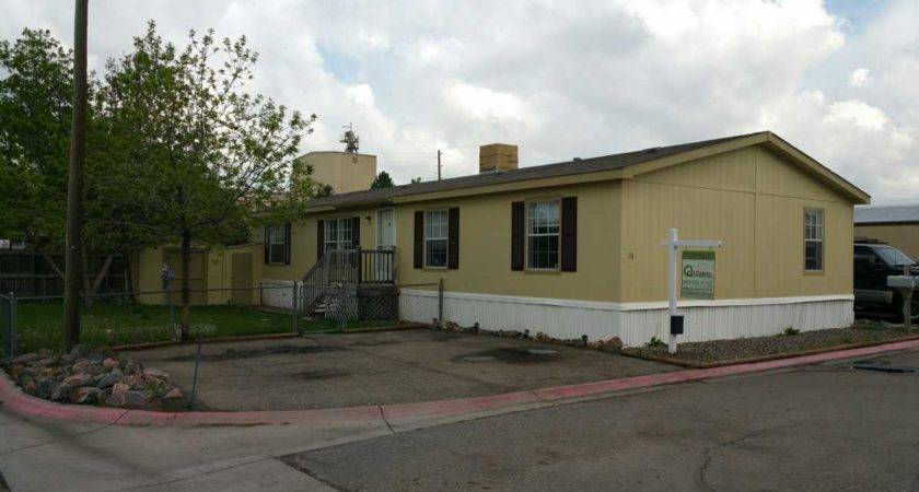 Retirement Living Manufactured Home Sale Denver
