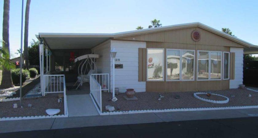 Retirement Living Palm Harbor Mobile Home Sale Mesa