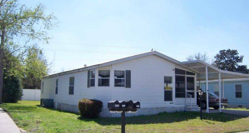Retirement Living Palm Manufactured Home Sale Ocala