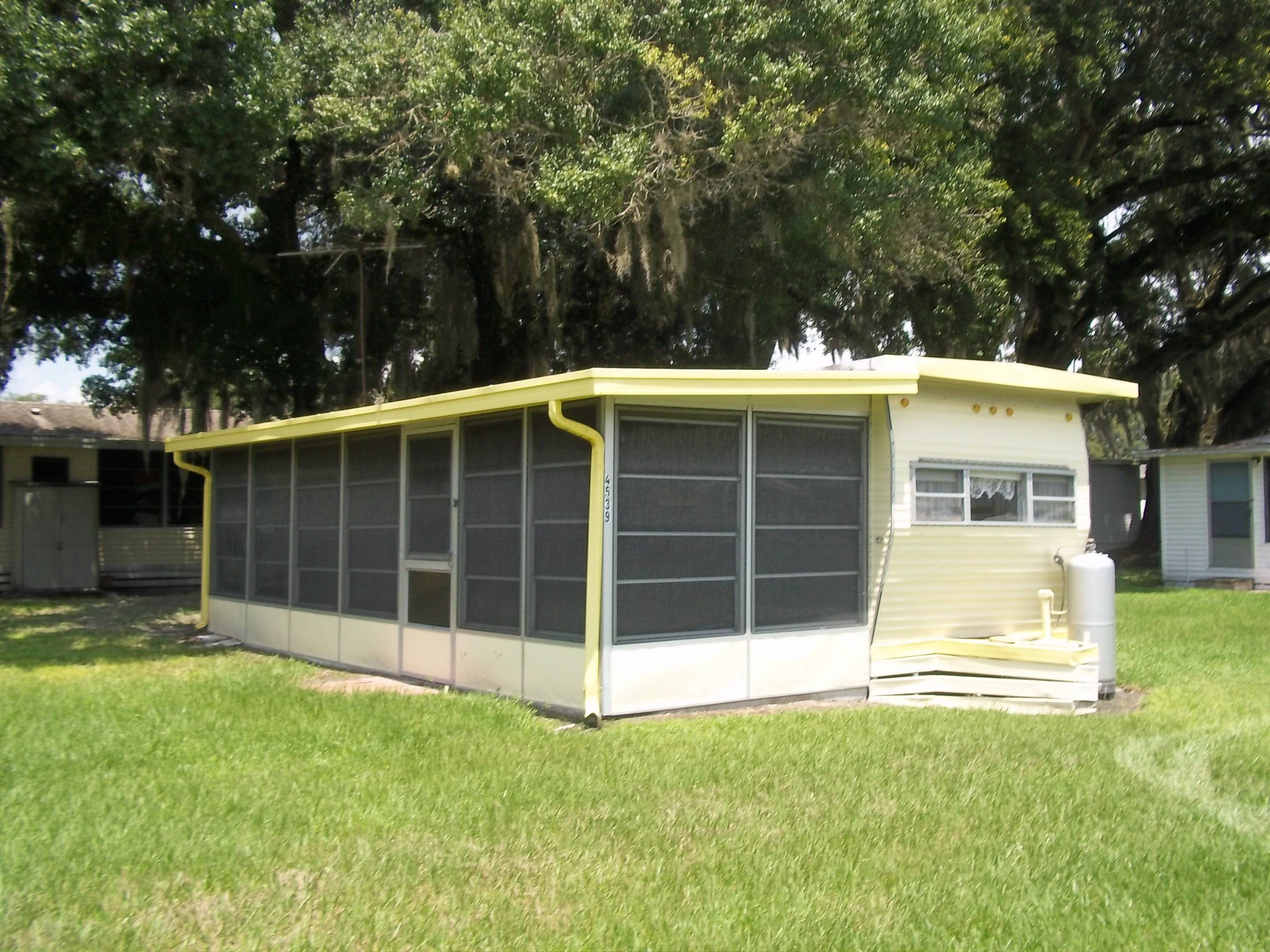 Retirement Living Park Model Mobile Home Sale Zephyrhills