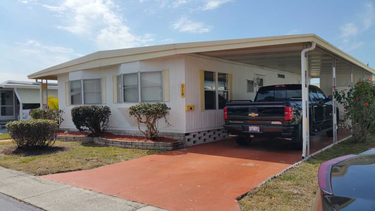 Retirement Living Pary Mobile Home Sale Clearwater