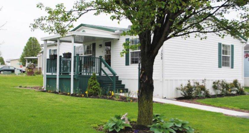 Retirement Living Redman Mobile Home Sale Lancaster