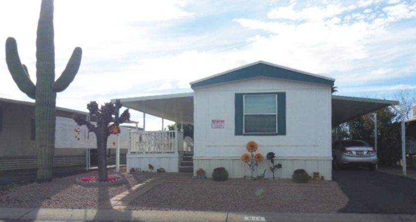 Retirement Living Redman Mobile Home Sale Tucson