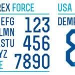 Rex Font Usa Home Colors