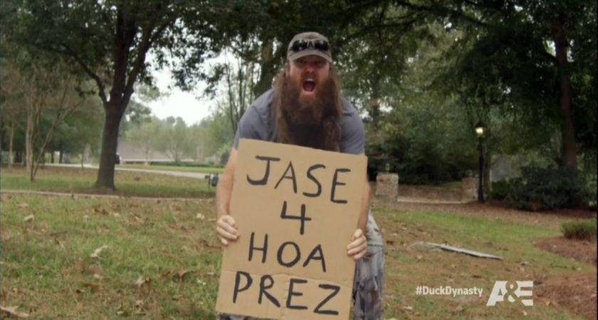 Ridiculous Duck Dynasty Election Decides Commander