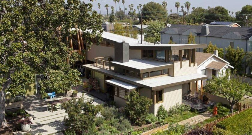Roof Terrace Garden Renovation Addition Venice California