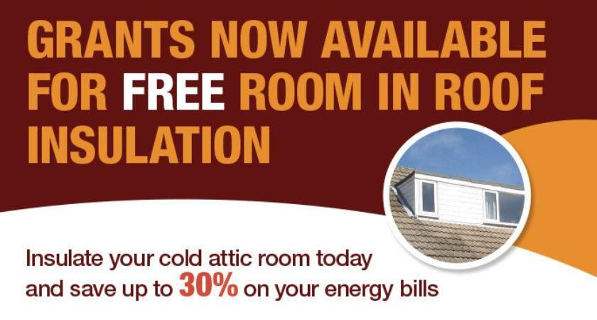 Room Roof Insulation Converted Loft Attic