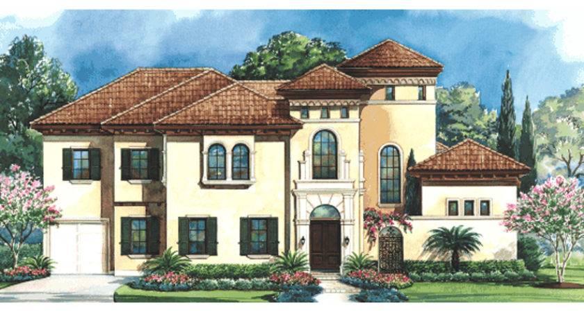 Roselawn Adobe Southwestern Home Plan House Plans More
