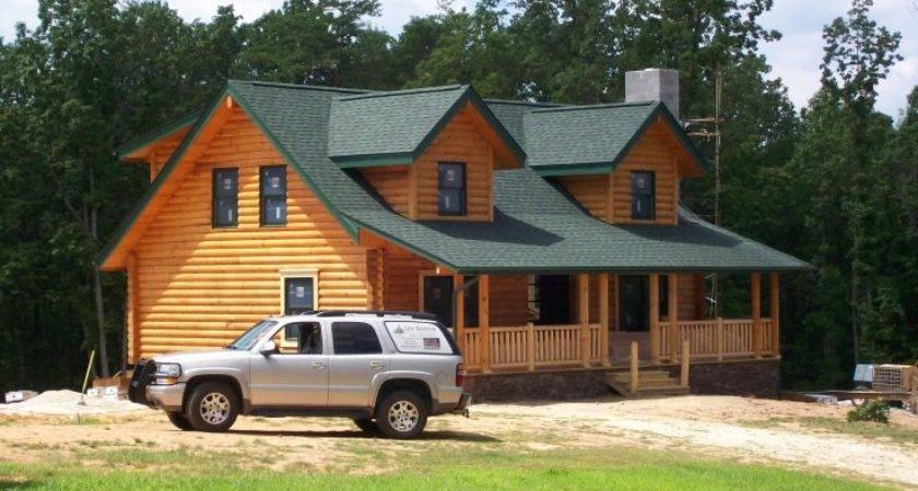 Sadler Creek Appomattox Log Home Neighborhood