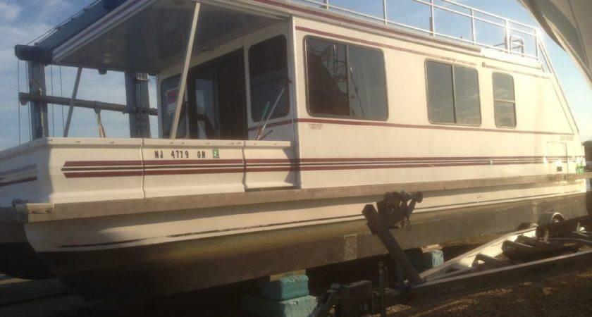 Sale Easton Houseboat Boat Owner