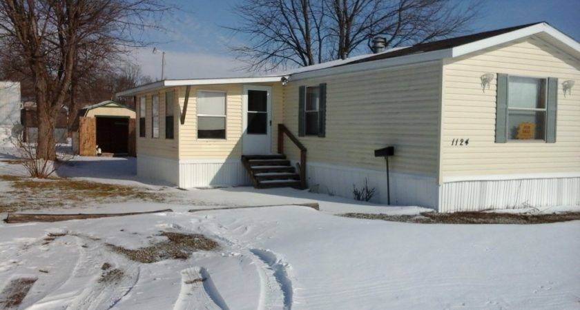 Sale Indiana Mobile Home Rushville Homes