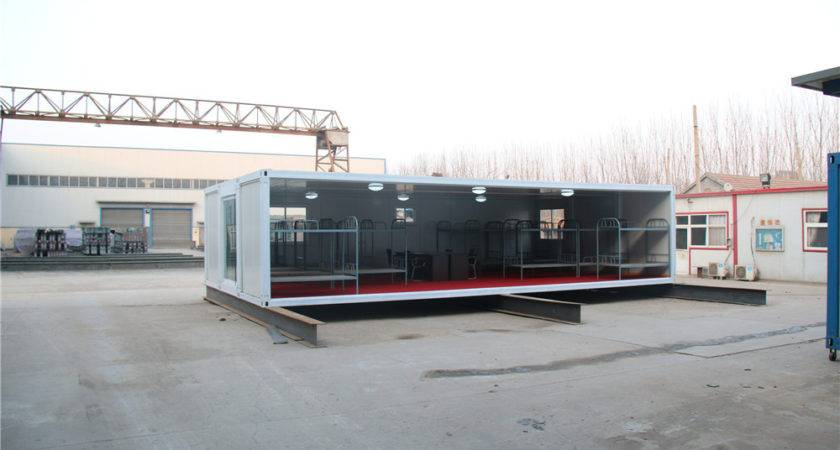 Sale Low Budget Ready Made Prefab China Easy Build Container Home