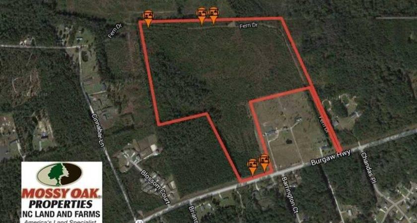 Sale Onslow County Land Mossy Oak Properties
