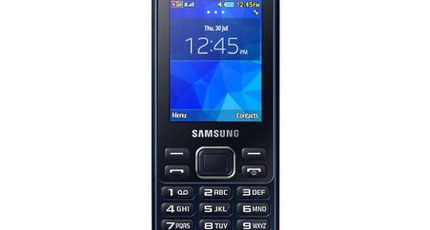 Samsung Metro Dual Sim Feature Phone Launched