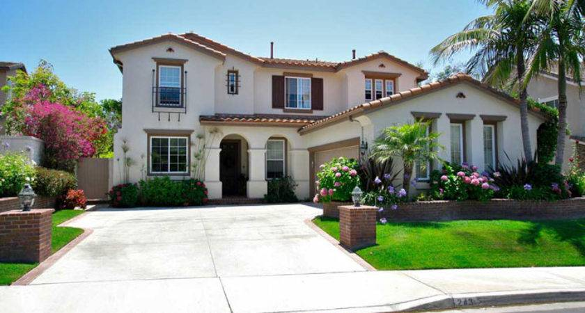 San Clemente Spanish Style Homes Sale Real Estate
