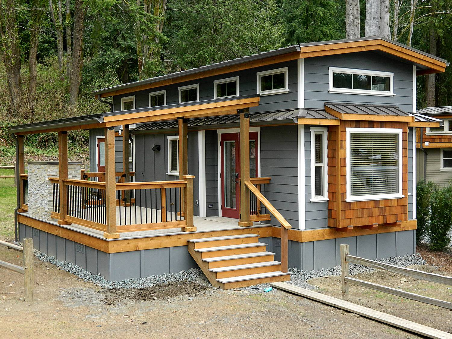 San Juan Cottage West Coast Homes Tiny House Ustiny