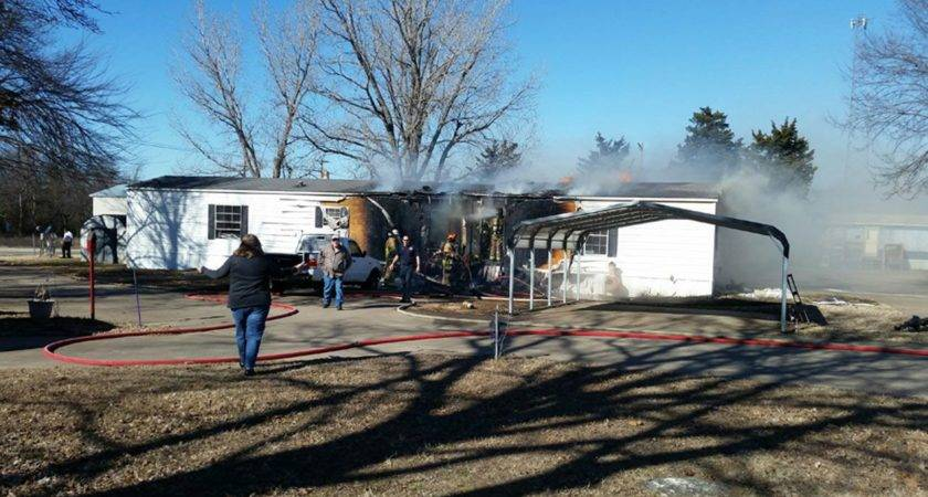 Sand Springs Mobile Home Burns Newson Tulsa