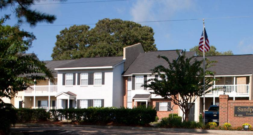 Sandpiper Townhomes Pet Friendly Apartments Mobile
