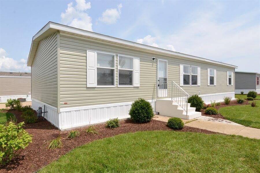 Santefort Neighborhoods Manufactured Homes Illinois Indiana
