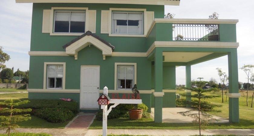 Sapphire Model House Camella Home Series Iloilo Homes