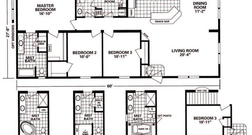 oakwood manufactured homes floor plans 2017 free home