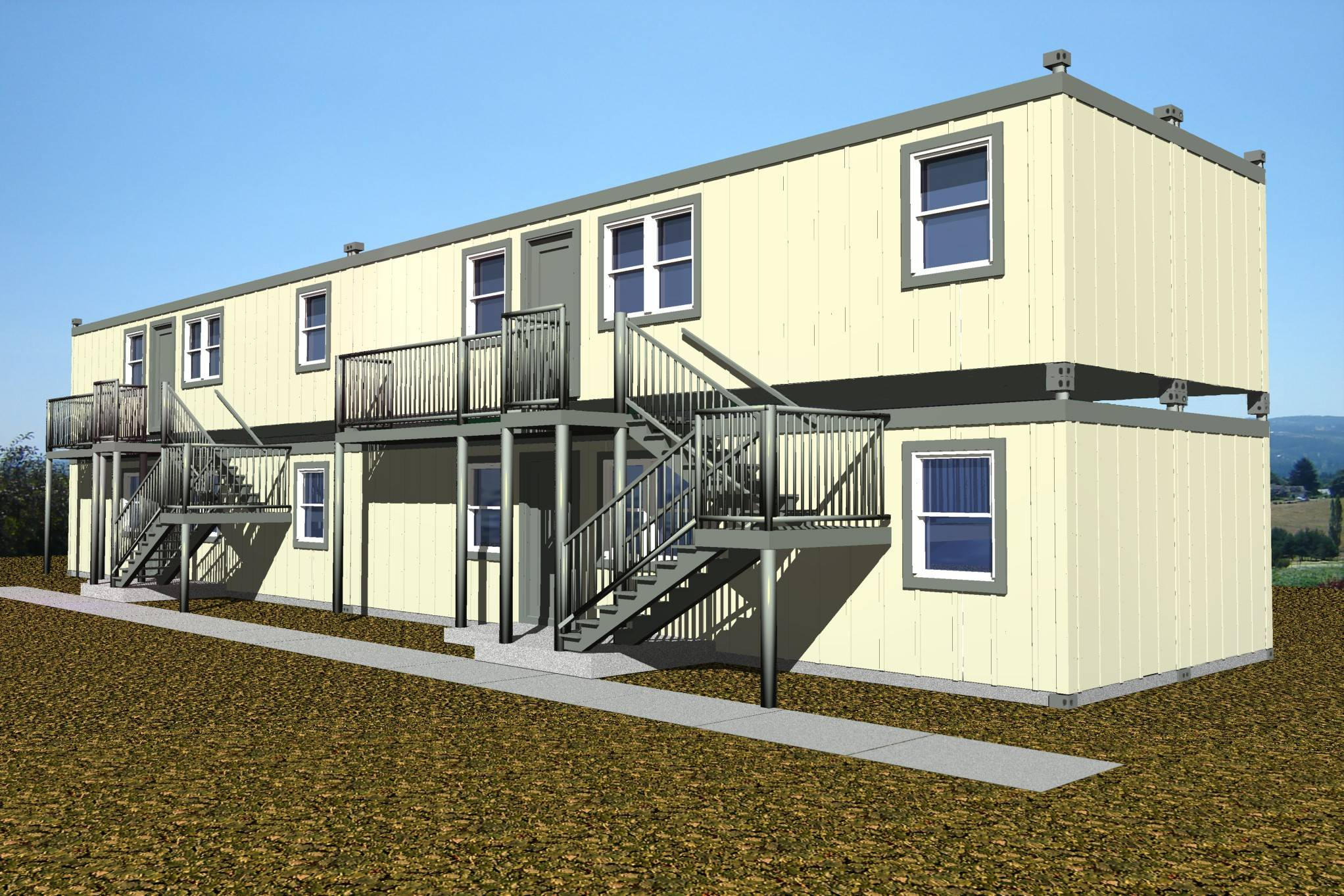 Scif Global Modular Units Construction Builders