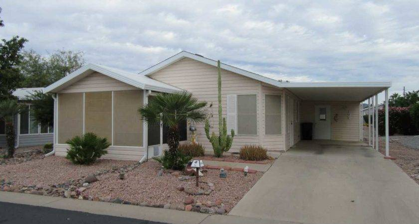 Senior Retirement Living Cavco Mobile Home Sale Mesa