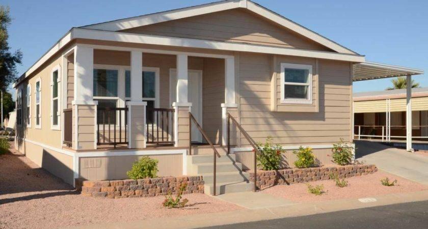 Senior Retirement Living Clayton Manufactured Home