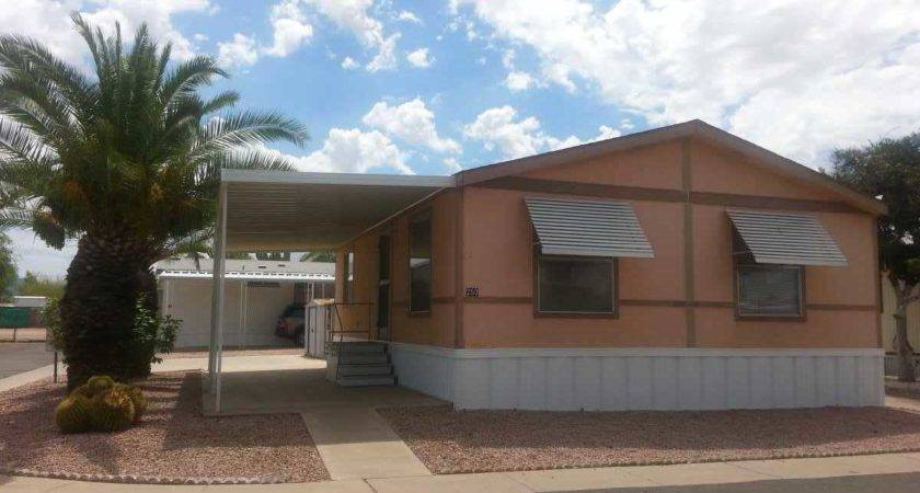 Senior Retirement Living Mobile Home Sale Mesa