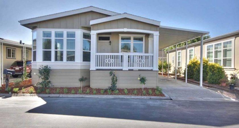 Senior Retirement Living Skyline Manufactured Home
