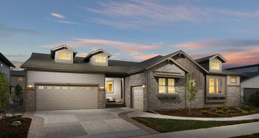 Sequoia Floor Plan Sterling Ranch Calatlantic Homes