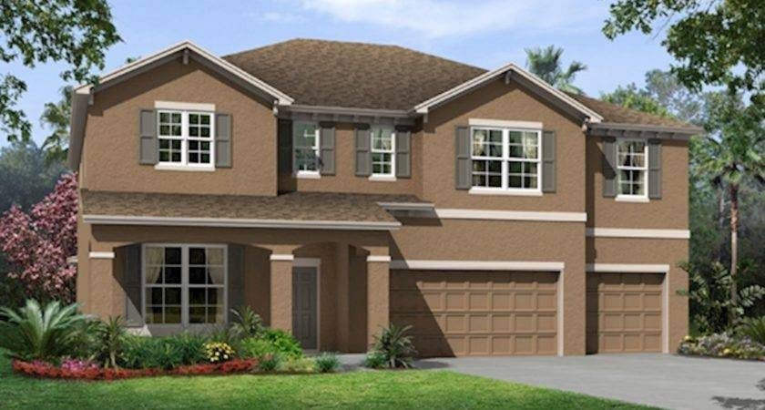 Sequoia Home Plan Reserve Pradera Riverview